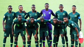 'It Made Me Stronger' - West Ham GK On Playing For Nigeria At U17 World Cup & What Went Wrong:: All Nigeria Soccer