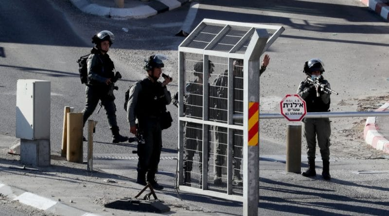 Israeli forces kill Palestinian at occupied West Bank checkpoint   Palestine News