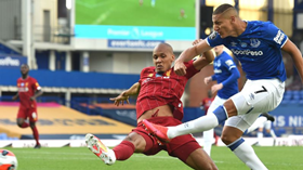 'Richarlison Should Have Played The Ball To Iwobi' - Everton Fans Criticize Brazilian For Selfish Play In Draw Vs Liverpool :: All Nigeria Soccer