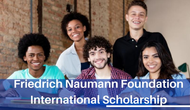 Friedrich Naumann Foundation Scholarship for International ...