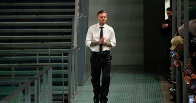 Givenchy Names Matthew Williams Creative Director   Breaking News, News & Analysis