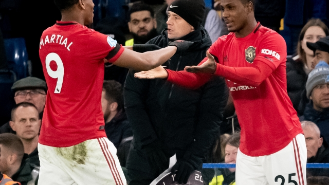 Martial Learning From Experienced No. 9 Ighalo
