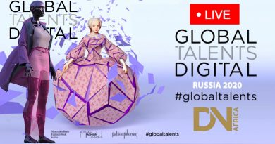 GLOBAL TALENTS DIGITAL - MBFWRUSSIA 2020