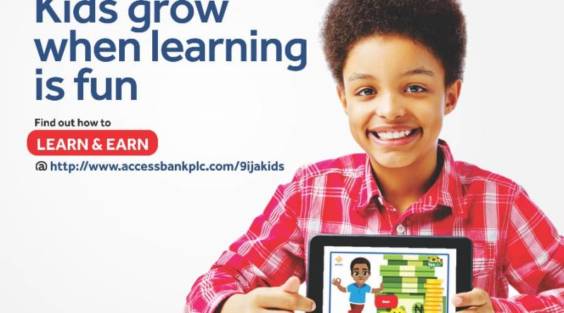 See how Access Bank is enabling Nigerian kids have fun, learn amid COVID-19