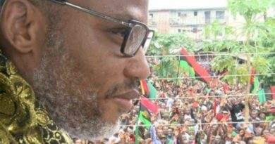 Biafra: See 'Explosive' Letter Nnamdi Kanu Sent To US Over Killing Of Christians In Nigeria