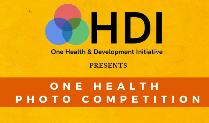 One Health Photo Competition 2020