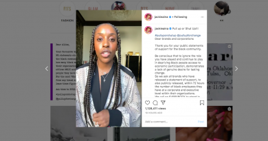 Beauty brands called upon to 'pull up' when it comes to diversity – Glossy