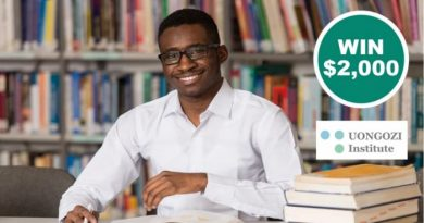 The UONGOZI Institute Leadershup Essay Competition 2020