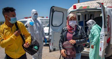 Live: Morocco opens field hospital after coronavirus cases spike   News