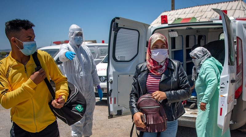 Live: Morocco opens field hospital after coronavirus cases spike | News