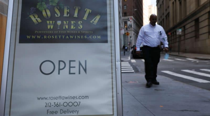 NYC, DC enter second phase of reopening as global cases soar   Coronavirus pandemic News