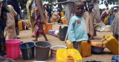How Explosion Killed Nine-Year-Old Child Of Suspected Boko Haram Member