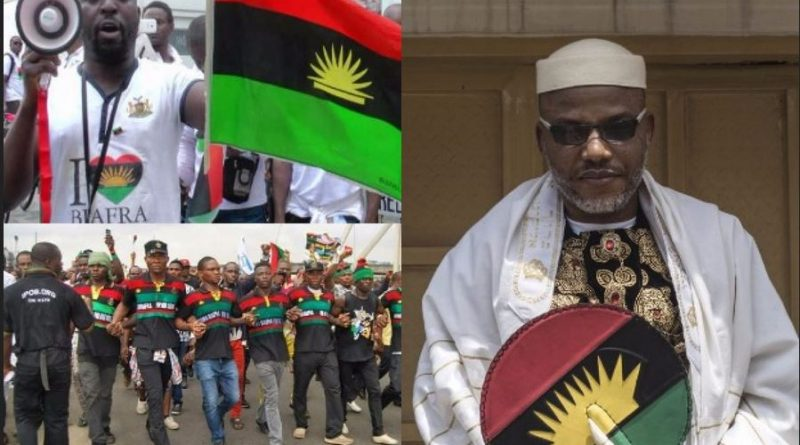 IPOB Hiding Under Christianity To Wage War Against Nigeria