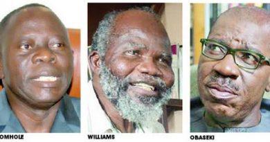 Why Oshiomhole Wants Obaseki Out As Edo Governor