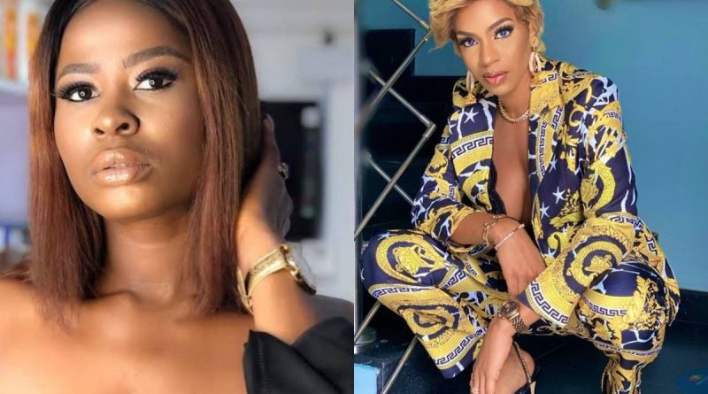 BBNaija reunion: Nigerians attack Venita, Mercy, ex-housemates for 'disgracing' Ella on national TV