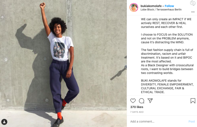 Black Designers in Europe Urge Action on Racism, Police Brutality – WWD