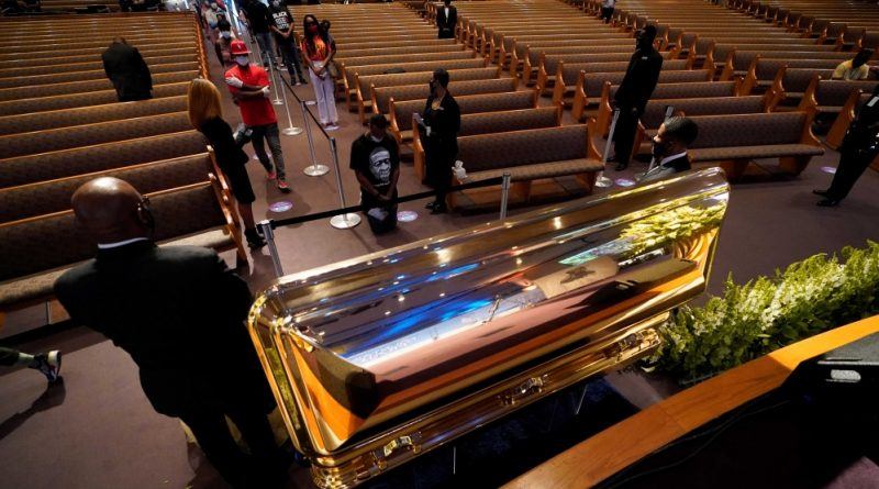 George Floyd legacy - Mourners pay their respects: Live updates | George Floyd protests News