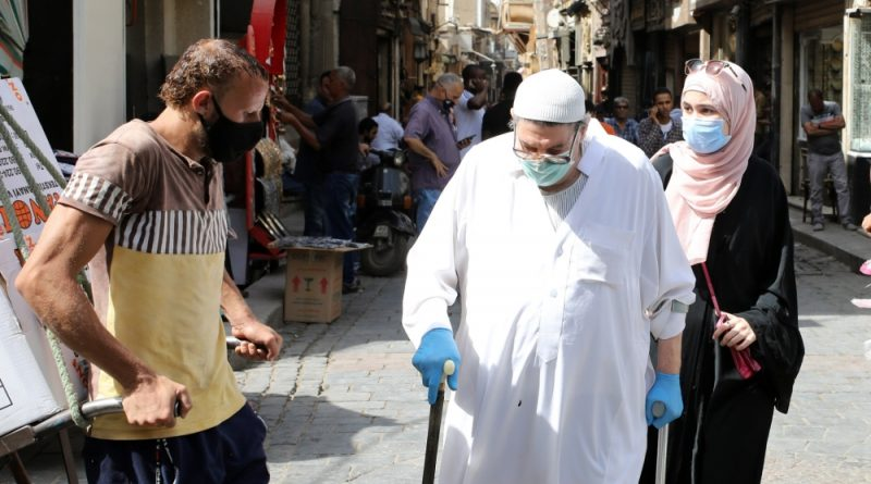 Egypt's one-day coronavirus infections at new high: Live updates   News
