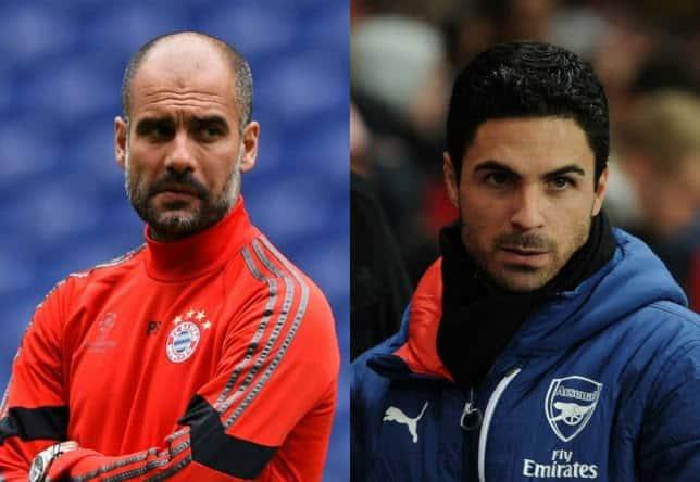 EPL: Master Beats Apprentice As Guardiola's City Smash Arteta's Arsenal :: Nigerian Football News