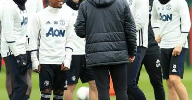 Manchester United's English Star Admits To Visiting Nigerian Prophet For Cure To Injuries :: Nigerian Football News