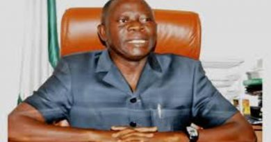 Oshiomhole Behind Abuja Protests Against Obaseki: Deputy Gov