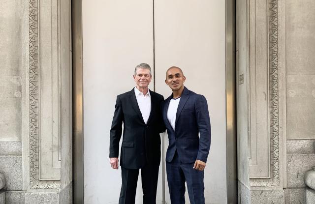 Tom Murry Returns to Industry as CEO of Raul Peñaranda – WWD