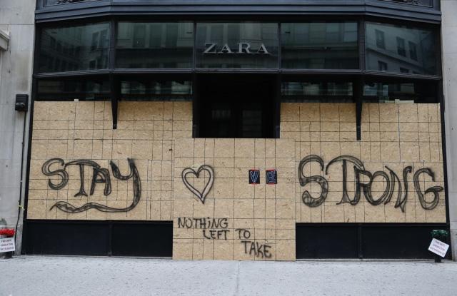 Vandalism Leaves Retailers Fearful and Uncertain on Reopenings – WWD