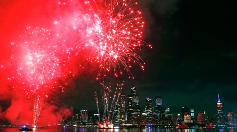 US sees larger share of private fireworks sales ahead of holiday   Coronavirus pandemic News