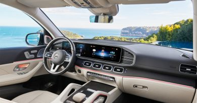All-new Mercedes-Benz GLS, The S-Class of SUVs is now in Nigeria
