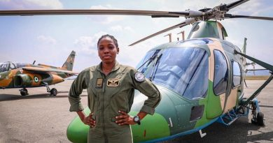 Tolulope Arotile: Father of late female pilot reveals conversation with daughter hours before her death