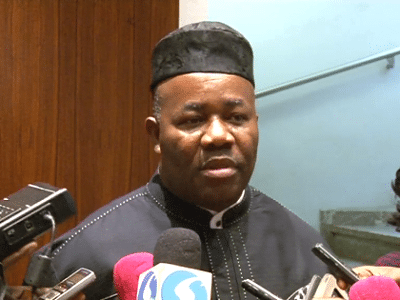 NDDC Probe: Akpabio Release Names Of Lawmakers Involved In NDDC Fraud