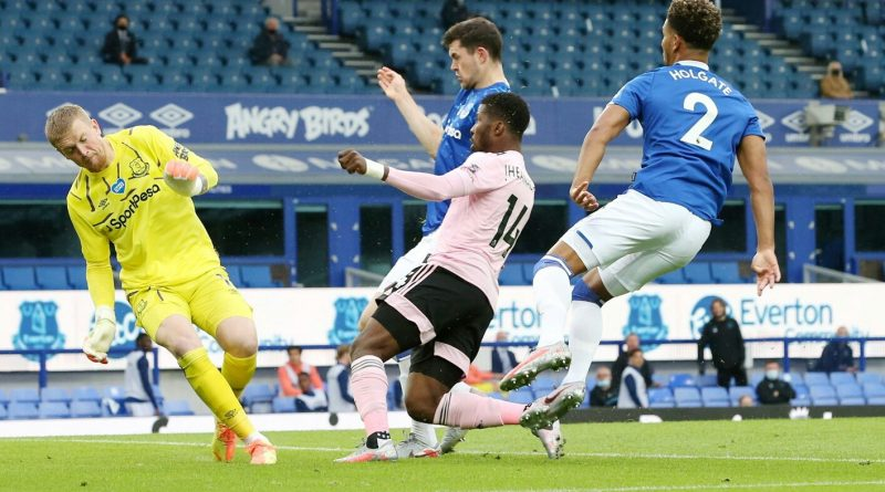 Iheanacho Scores In Leicester City's Defeat At Everton