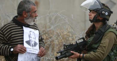 How Israel's lobbyists occupied Mandela's legacy   Palestine