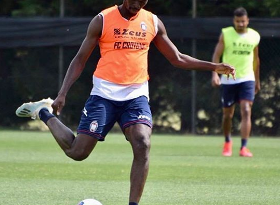 Red-Hot Super Eagles Striker Speaks On Form, Crotone And Osimhen's Proposed Move To Napoli:: All Nigeria Soccer