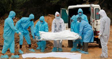 600,000 dead: Coronavirus rebounds around the world - Live | Coronavirus pandemic News