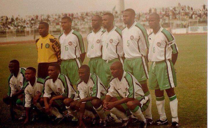 Former Super Eagles Star Makes History- Meet The Man :: Nigerian Football News