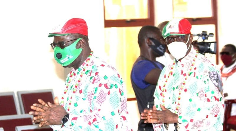 Edo Poll: Obaseki deserves second tenure - Okowa