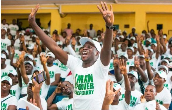 2,000 Npower Beneficiaries Storm Aso Rock, Table Fresh Request Before Buhari