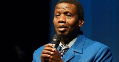 Feminists attack Adeboye over advice for women to be submissive