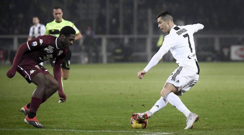 Aina Helpless As Ronaldo Sets New Record In Juventus Win :: Nigerian Football News