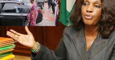 I Was Asked To Spend N10bn On Christmas Bonus