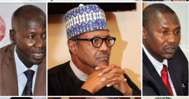 Exposed! Buhari's Cabal Allegedly Shared $800million From Secret Oil Sale Fraud