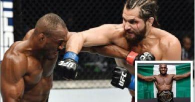 How Nigerian UFC Star, Usman Used Foes To Earn N858m