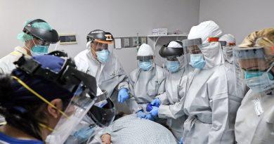 US coronavirus cases pass three million – Live updates | News