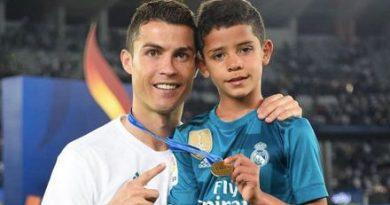 Cristianinho Son Of Cristiano Ronaldo Investigated By Police