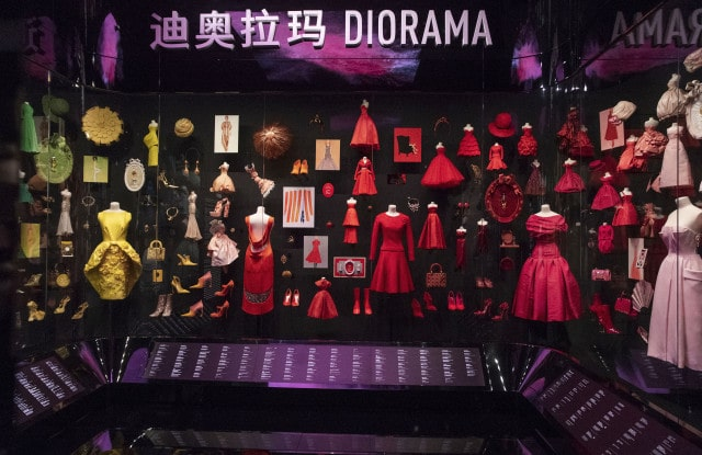 Dior Debuts Exhibition and New High-Jewelry Collection in Shanghai – WWD