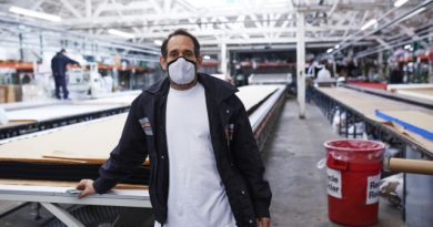 Dov Charney's Los Angeles Apparel Ordered to Suspend Operations – WWD