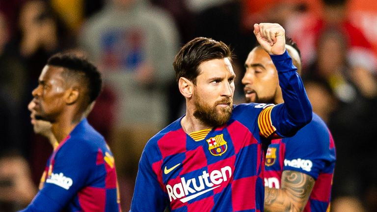 Messi Remains Team Captain Despite New Coach Arrival :: Nigerian Football News
