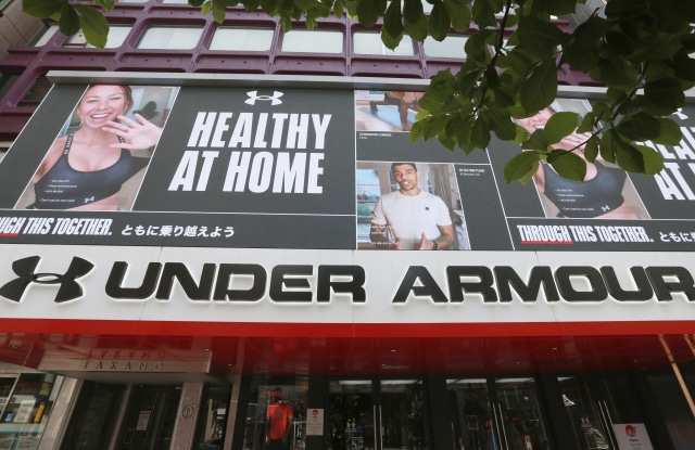 Under Armour Accounting Probe Could Ripple Out Into Fashion Industry – WWD