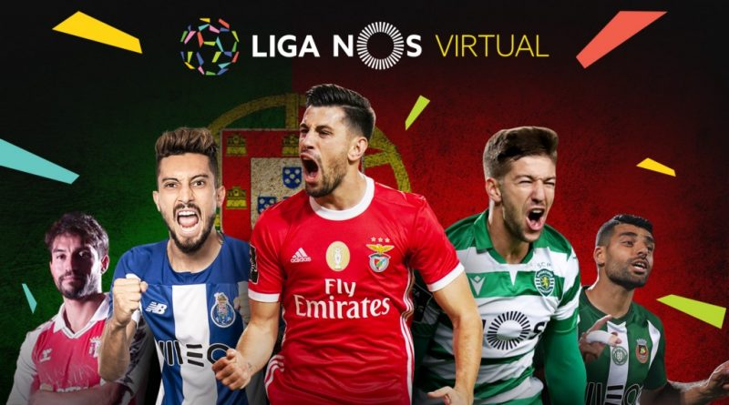 Liga NOS Virtual is now available at RealFevr!